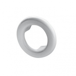 Poigné Alu epoxy blanc pour Baignoire HOTLINE J 483001 - Piece