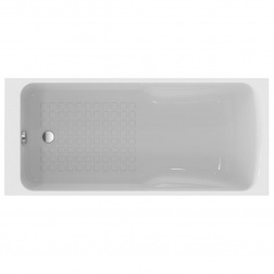 Baignoire / douche KEOPS PORCHER 170 x 80 en acrylique blanc - P 116801