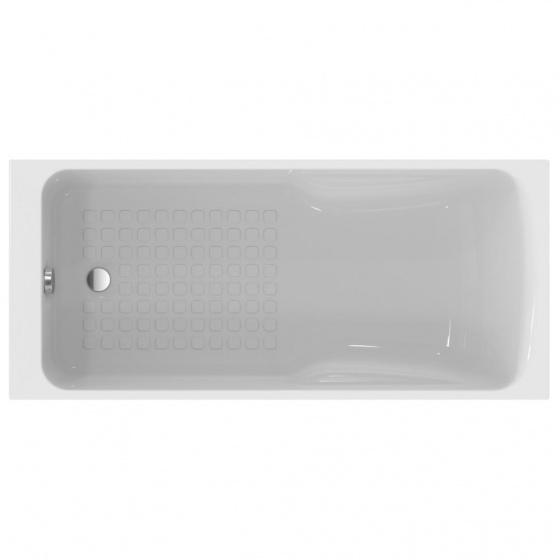 baignoire douche hotline 170 x 80 acrylique blanc p. Black Bedroom Furniture Sets. Home Design Ideas