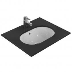 Vasque Ovale CONNECT à encaster par dessous 55 X 38 E504801
