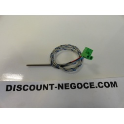 Thermocouple/Sonde de Fumée Type J Ref 1031310 - NARA - SLIDE - ARIS