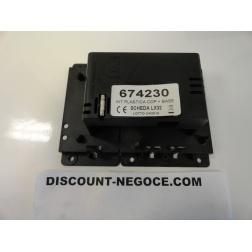 Couvercle plastique pour carte Electronique LX 32 - 674230