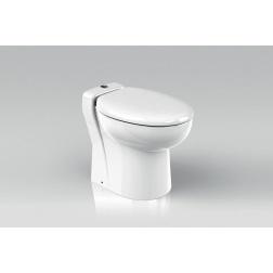 Cuvette WC W 30 SP Broyeur Monobloc au sol Blanc
