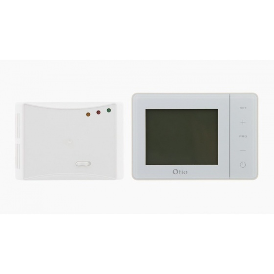 Thermostat Ambiance Tactile OTIO Hebdomadaire sans fil