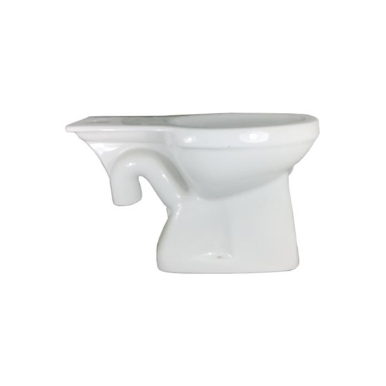 Cuvette ASPIRAMBO Orientable Ø 80 blanc - P 2330 01
