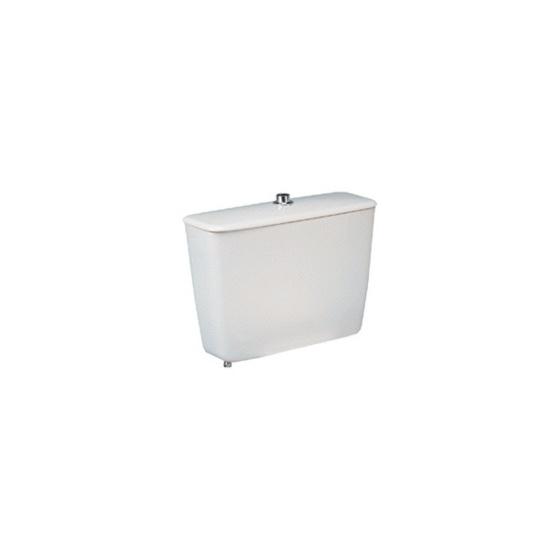 """Réservoir """"seul """" ASPIRAMBO équipé Simple Chasse - P 9451 01 Blanc"""