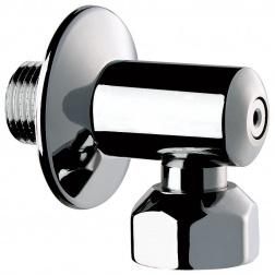 Raccord - robinet d'arrêt Équerre M F 1/2