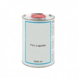 Pot Liquide à souder ARMEFLEX Couleur BLEU PALE - 1 Litre