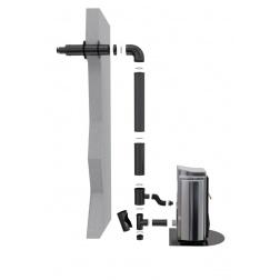 Kit Façade BIOTEN Ø 80 /125 mm concentrique - 478580