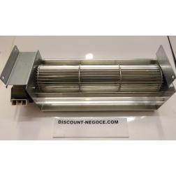 Ventilateur TANGENTIEL ROSE et MARIU 284 880 moteur à Gauche