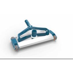 Balai Piscine Beton Alu de 45 cm Blue Line T 256/6/BLUE