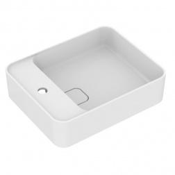 Vasque gré rectangulaire à poser STRADA II 50 X 40 Blanc T 296401
