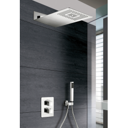 Ensemble Douche FLAG encastrable Thermostatique 732CR690TH Chromé