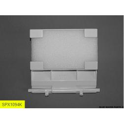 Volet de skimmer HAYWARD Long 135mm - Ht 132 mm - Ep 25 mm - SPX1094K
