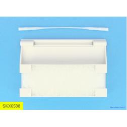 Volet de skimmer HAYWARD Cofies - SKX6598