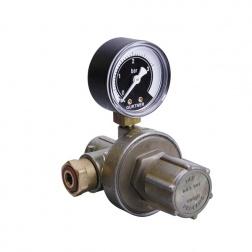 Détendeur DRP réglable Propane avec mano - Débit 8 kg/h - 08785.01