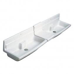 Lavabo céramique THOIRY 90 X 39.5 P3120 01
