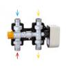 Kit raccordement : Ballon solaire - Chaudiere ECS instantanée - VDMT20