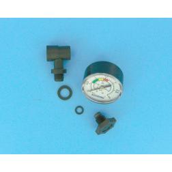 Manomètre de Pression complet pour Filtre STAR / CANTABRIC 4404080104