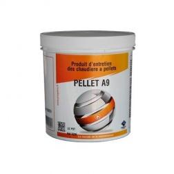 Produit entretient pour Poele et Chaudiere à Pellet A9 - 3 x 40 gr - 3280