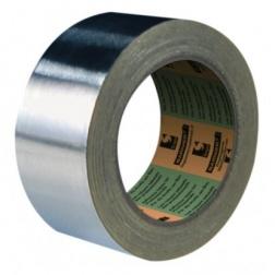 Ruban de 50 m adhésif aluminium Larg 50 mm - 6115