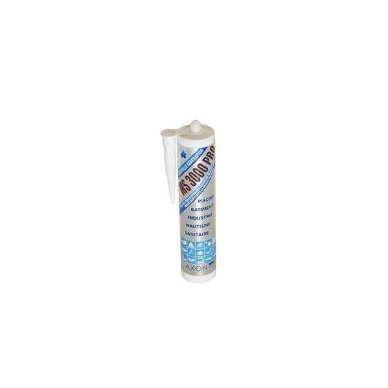 Mastic colle MS 3000 Blanc 310 ml