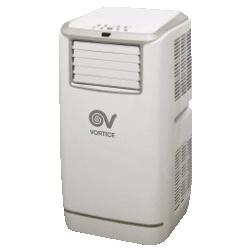 Climatisation Mobile Monobloc 3700 W 430 m3/h - CMR3800