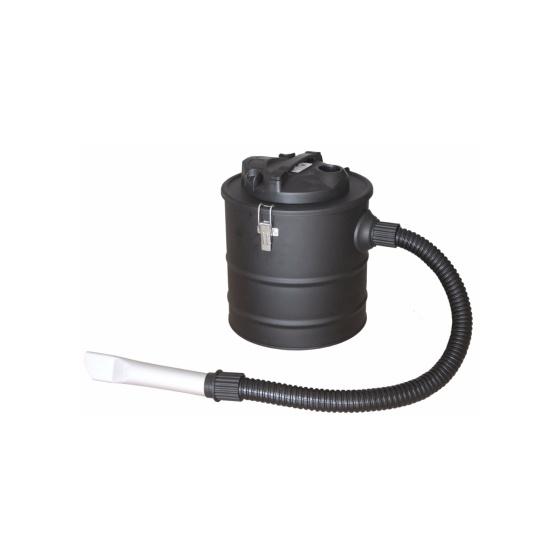 Aspirateur à cendres 1200 W Filtre métallique lavable - 18 L - Flexible 1.50 m