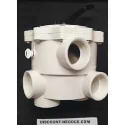 """Vanne Multivoies PRAHER Plastics 130751 complète 1""""1/2 - VBL15"""