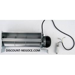 Ventilateur air Tangentiel D80X280 8AR28/C-00 - code 643320
