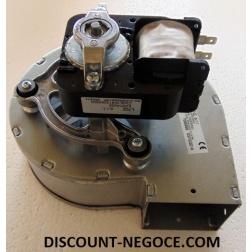 Ventilateur air centrifuge EVA25 CA002 - Code 766310