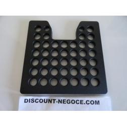 Grille fonte pour poêle DEMY 20,5 x 20,5 mm - 1012720