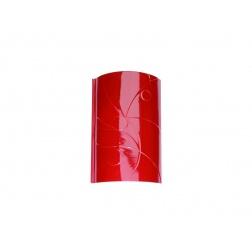 Flanc céramique rouge N° 47 - Code 637020
