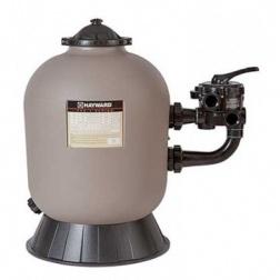 Filtre à sable 9.5 m³/h soufflé Serie Pro HAYWARD Side Ø 498 S210SXE -