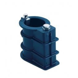 Ancrage pour échelle tube Ø 43 mm - Lot de 2 pièces - 05488-0300