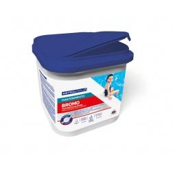 Seau de BROME pastille de 20 gr Désinfection sans chlore 5KG - 113005