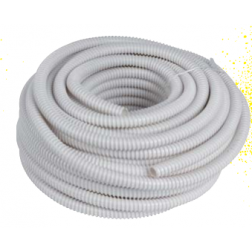 Tuyau d'évacuation des condensat Ø 16 mm intérieur lisse - Rlx 30 m