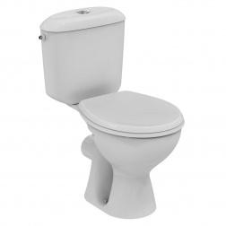 Pack WC NOE avec Réservoir 3 / 6 L Monté N F Abattant - P948001