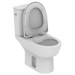 Pack WC Pret à poser OKYRIS sans bride SH - Blanc - P099901