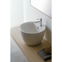Lavabo MATTY Tondo R à poser Ø 46 cm Blanc - Art 8055/R
