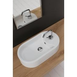 Lave - Main SEVENTY 56 - 55 X 30 cm Blanc - Art 8094