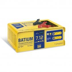 Chargeur Automatic BATIUM 7 A pour batterie 6 / 12 V - 024496