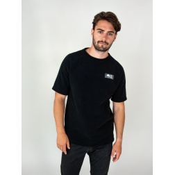 Tee-shirt polaire DOUGLAS NOIR