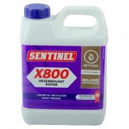 Bidon de 1 L produit déambouage rapide SENTINEL X 800 - 904952