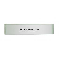 Coté céramique Inférieur BLANC pour FLEXA - 656450