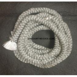 Joint garniture TR .V Tricoté Ø 14 mm GR code 163410 - Le ML