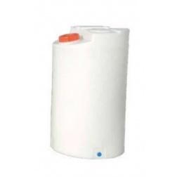 Bac de dosage 60 litres polyéthylène gradué transparent