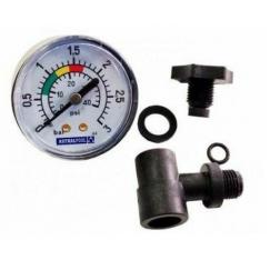 """Kit complet Manomètre 1/8 """" NM de Pression - 4404020041"""