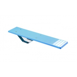 Plongeoir BALLESTA Polyester armé - Bleu - 00077