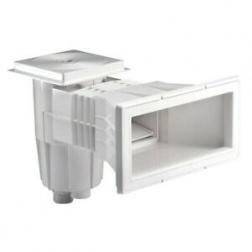 Skimmer STANDARD Beton 15 L Grande Meurtrière - 00252 Blanc